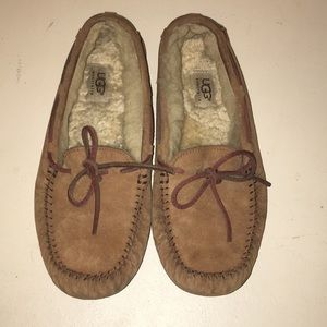 UGG moccasins - great condition!